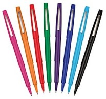 "I use these when kids are reluctant to write.  ""Do you want to borrow my special pen?""  They always do."