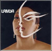 "Lamya's 2002 album ""Learning from Falling"""
